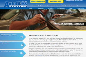 Auto Glass Systems