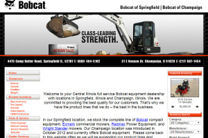 Bobcat of Springfield