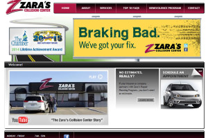Zara's Collision Center